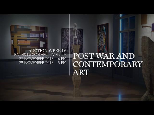 Dorotheum - Contemporary Art November Preview 2018