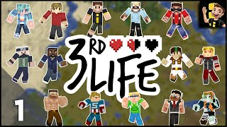 Minecraft 3rd Life SMP | Ep 01 - A Minecraft SMP Experience Like Never Before!