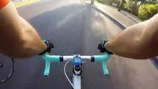 Тем, кто думает купить шоссейный велосипед(Монотонное видео для тех, кто хочет представить себя за рулём шоссейника. Крутим педали в прогулочном режим..., 2015-07-26T10:28:41.000Z)