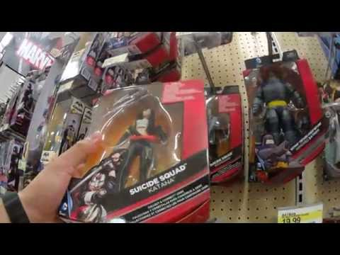 TOY HUNTING!!!! WALMART BARNES & NOBLE TARGET WALGREENS