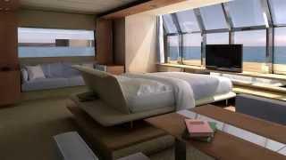 Luxury Mega Yacht 2015