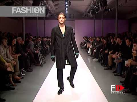 MASSIMO REBECCHI Fall 2003 2004 Menswear Milan - Fashion Channel