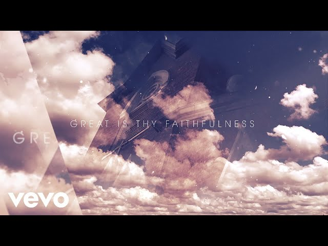 Carrie Underwood - Great Is Thy Faithfulness feat. CeCe Winans (Official Audio Video)