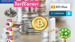 Заработок в интернете на surfearner без вложений