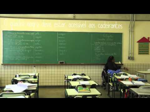 Видео O desafio da inclusão de crianças especiais no ambiente escolar