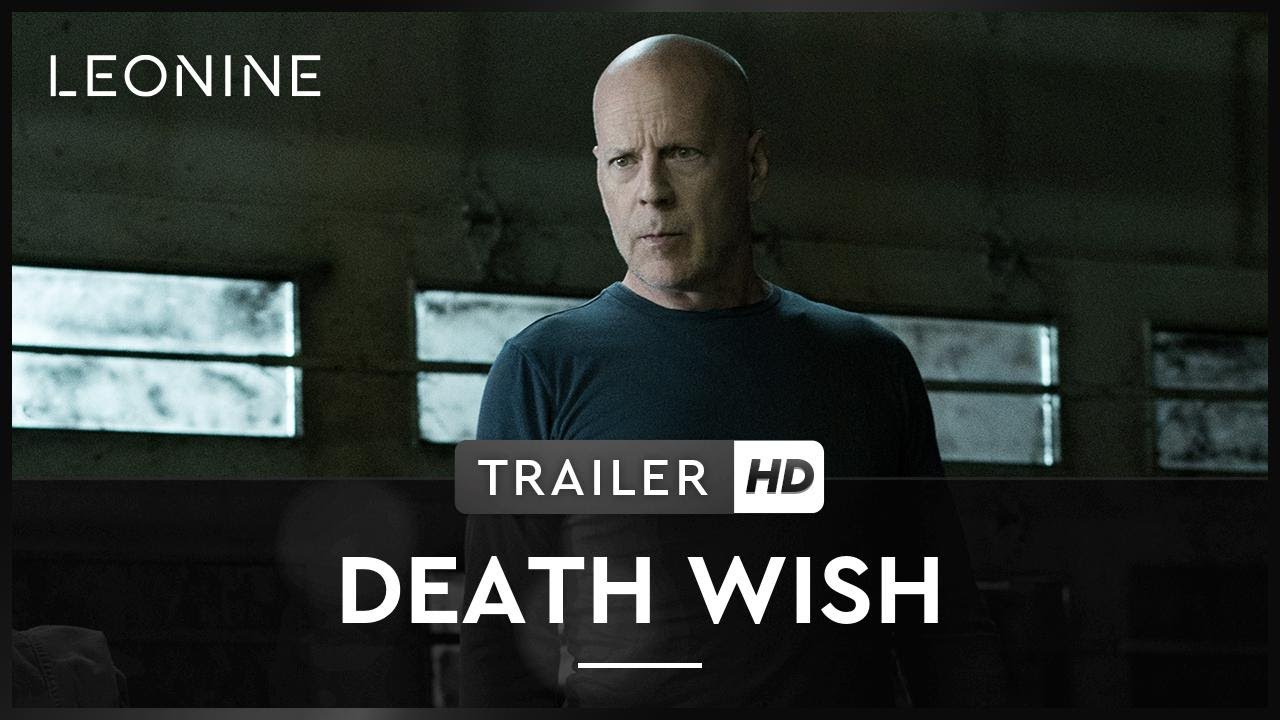 Death Wish - Trailer (deutsch/german, FSK 12)