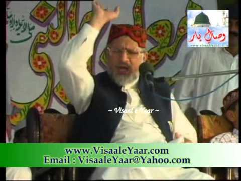 DR.M TAHIR UL QADRI( Miraj Un Nabi Conference Abbottabad)BY Visaal