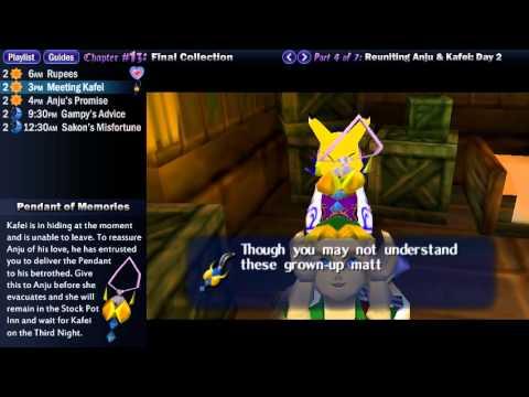 Anju & Kafei Quest - Zelda Dungeon