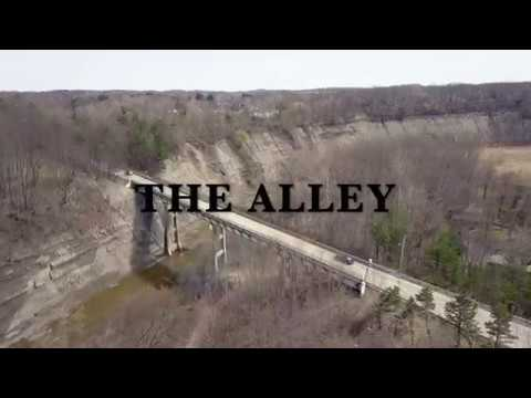 Fly Fishing:  Ohio Lake Erie Tribs Steelhead:The Alley