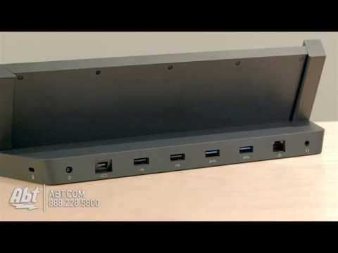 Microsoft Surface Pro 3 Docking Station 3Q900001 Overview