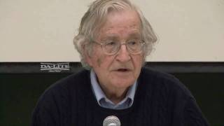 Noam Chomsky - Global Hegemony: the Facts, the Images, April 20, 2011.