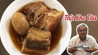Cách Làm THỊT KHO TÀU - THỊT KHO TRỨNG Ngon ★ Caramelized Pork and Eggs