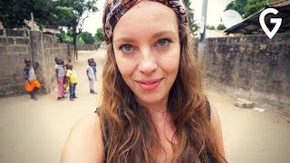 ✈ Ja kontra Gambia, i cukierki