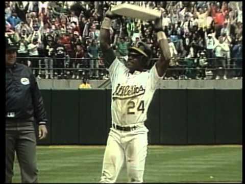 Ricky Henderson - Baseball Hall of Fame Biographies