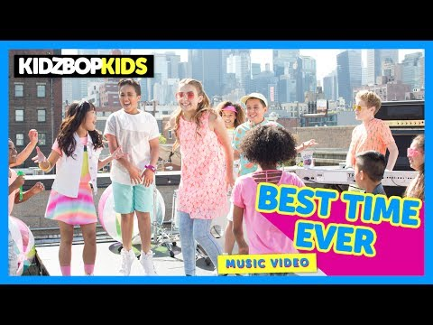 KIDZ BOP Kids – Best Time Ever  Music  KIDZ BOP 35