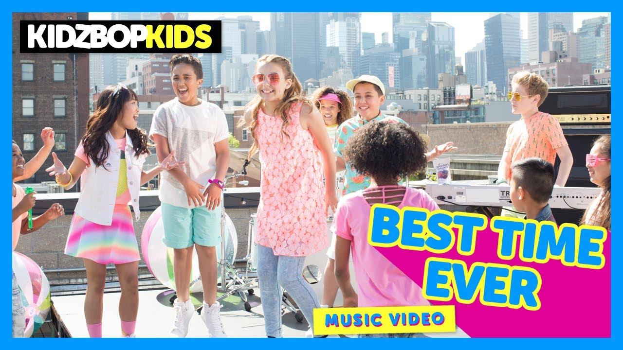 KIDZ BOP Kids – Best Time Ever (Official Music Video) [KIDZ BOP 35]
