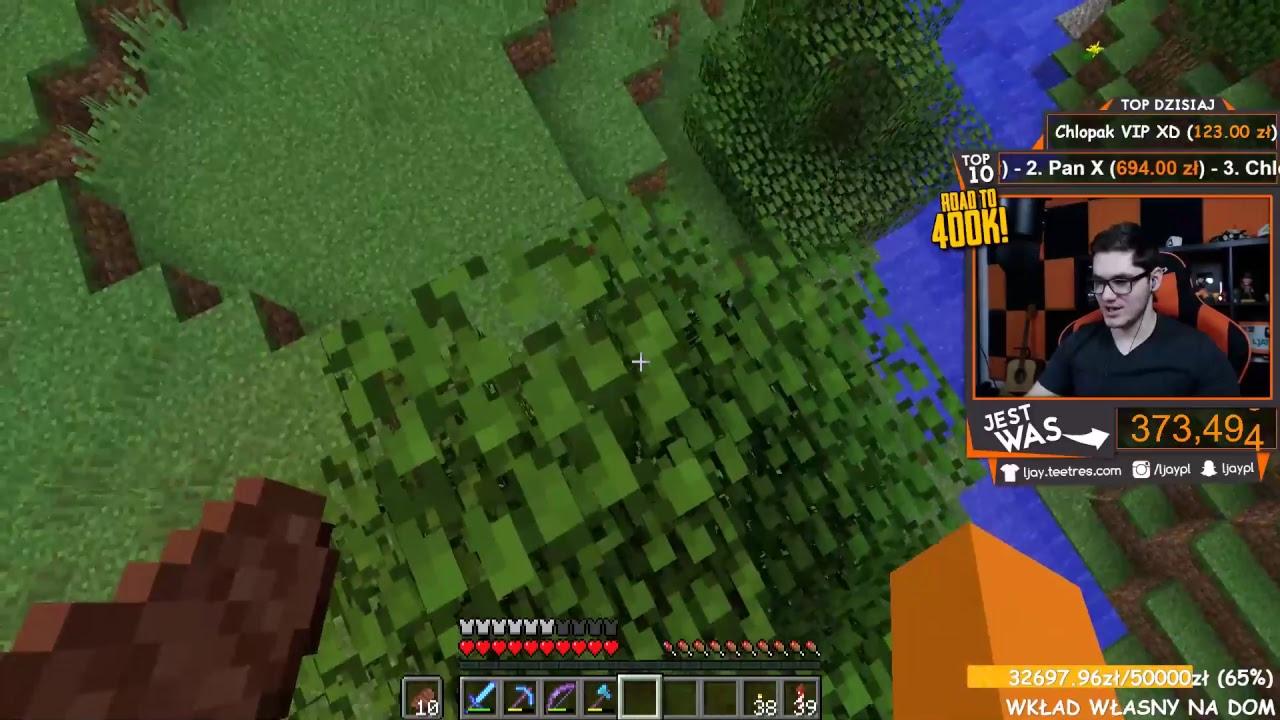 "Minecraft #292 –  ""Epicki dom!"""