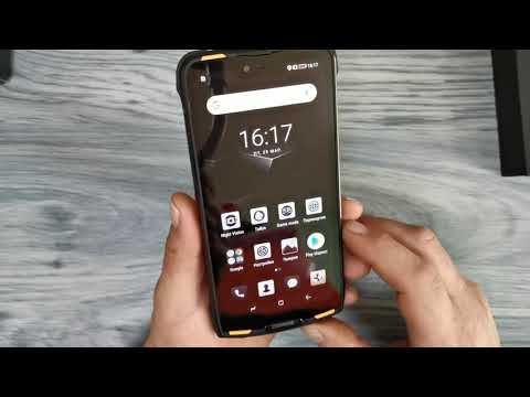 UNSPACKING MONSTER 2019 DOOGEE S90