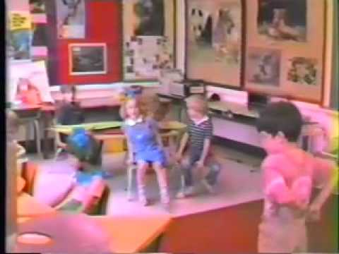 Crestline Elementary School, Mrs. Jacksons class 1983