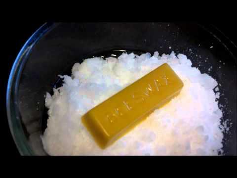 DIY Greenland-Style Waterproofing Wax