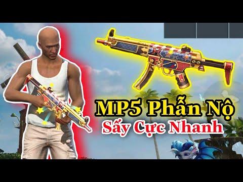 (FREEFIRE) MP5 Phẫn Nộ Cực Bá Sấy Nhanh Như Súng Máy Nên Mua Gì Chủ Một Lần | Nam Lầy.