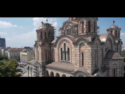 Vodic za Beograd/Guide for Belgrade