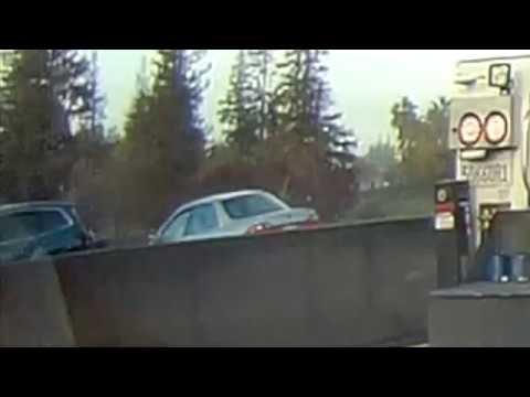 Crash On Highway 99 South Sacramento December 9, 2016