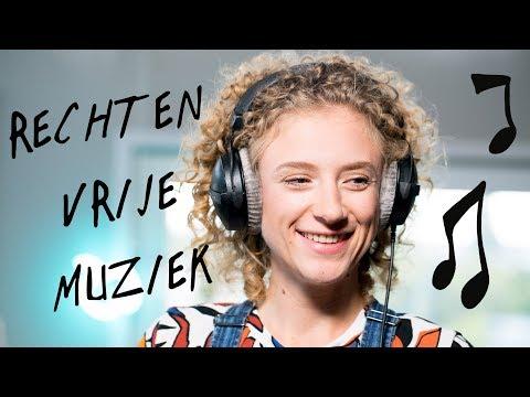 Muziek gebruiken op Youtube | Rechtenvrije Muziek of Creative Commons | de Videomakers