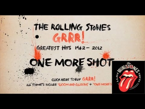 The Rolling Stones - One More Shot:歌詞+中文翻譯