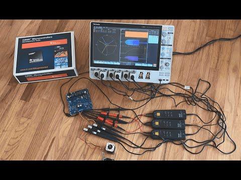 Understanding Startup Behavior Of A BLDC Motor With Inverter Motor Drive Analysis