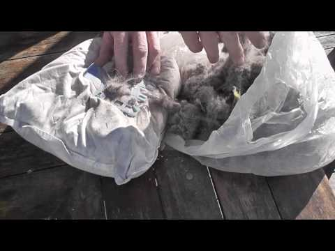 Vacuum cleaner bag Audit and Recycle