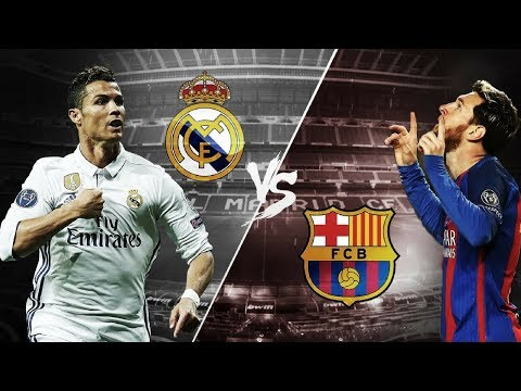 Two Heavy Weight Champions. FC Barcelona V/S Real Madrid. El Classico. Who will win?