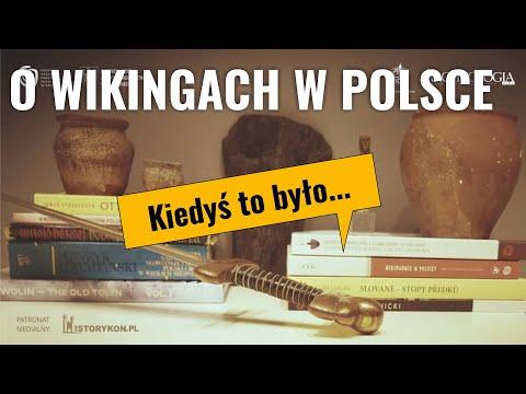 Kiedyś to było... Q&A o wikingach w Polsce (03.04.2020) - Jakub Morawiec