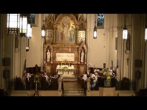 """If they believed he told the truth..."" (Sermon) @ St. John's Detroit"