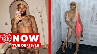 Nicki Minaj Claps Back At Trina's Team + Odell Beckham Addresses Rumors #hot97now