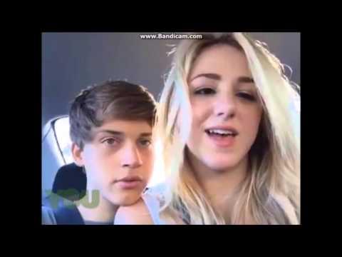 Chloe Lukasiak & Ricky Garcia YOUNOW September 2nd, 2015 CLICKY