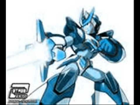 Megaman X5 ~ X vs Zero Rock Remix by BREIS