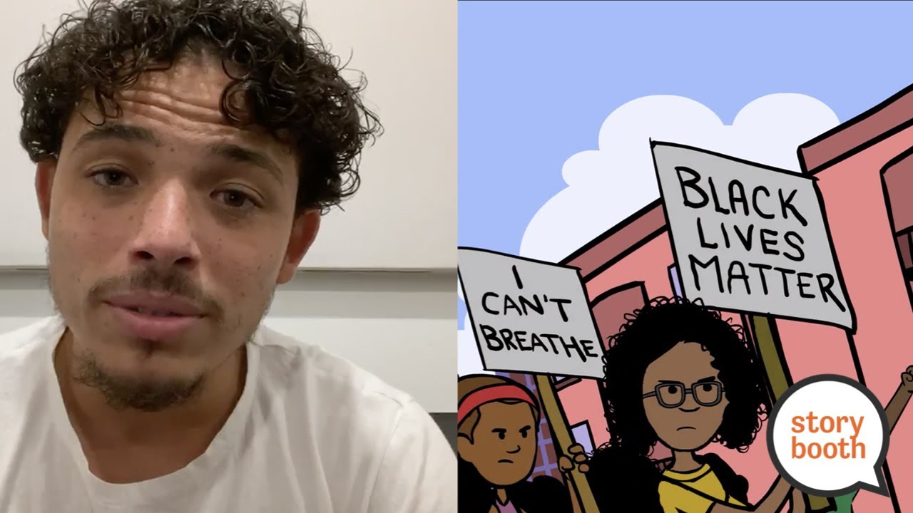 Anthony Ramos & storybooth: Black Lives Matter. Period.