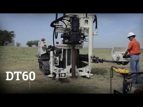 Geoprobe® DT60 Soil Sampling System
