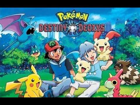 Watch Pokemon Movie 7 Destiny Deoxys In Hindi Youtube