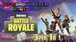 Fortnite Battle Royale 10/12 - Got squad chicken dinner, got solo, can we get duo?