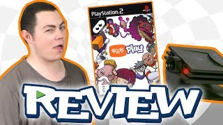 EyeToy: Play Review - Square Eyed Jak