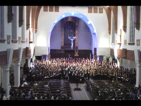 2012 High School Advent and Christmas Choral Festival