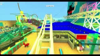 ROBLOX Theme Park Tycoon 2 / TPT2: California Screamin' recreation 1080p 60fps POV 2001 - 2007