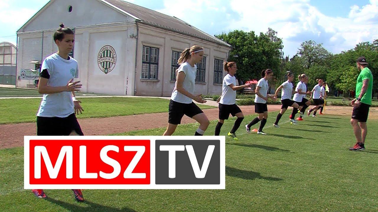 KÓKA FNLA - Újpest FC | 7-0 | JET-SOL Liga | Alsóházi rájátszás 6. forduló | MLSZTV