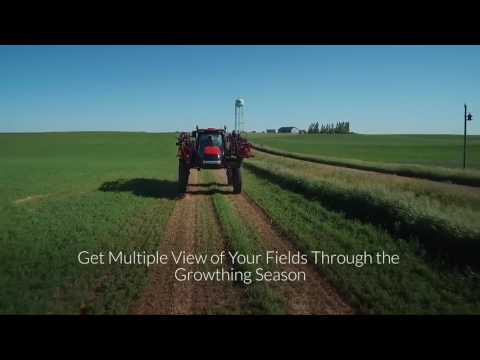 Drone Mapping in Agriculture