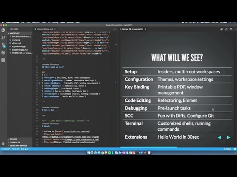 Visual Studio Code: The most useful (and underused) tips and tricks - THR3028R