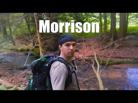 Morrison Hiking Trail Camping - Allegheny National Forest