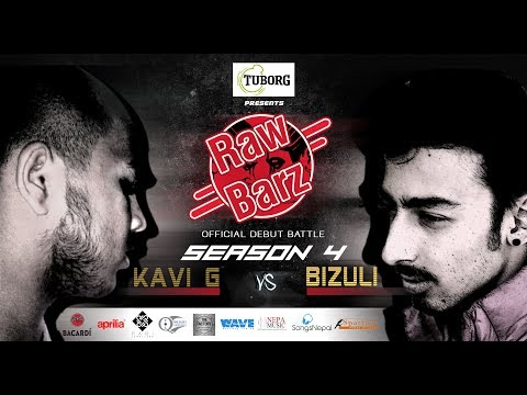 KAVI G VS BIZULI (Debut Battle) | Tuborg Presents RawBarz S4E1 Rap Battle (Official Video)