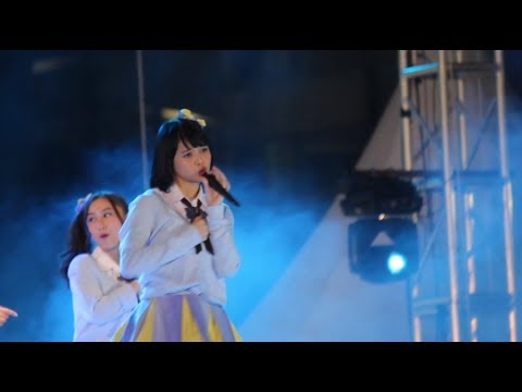 [FANCAM] Feni Focus JKT48 - Kimino Senaka @ 6th Birthday Party, Jiexpo Kemayoran